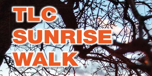 TLC Sunrise Walk 2019