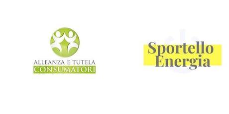 Sportello Energia biglietti