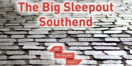 The Big Sleep Out Southend tickets