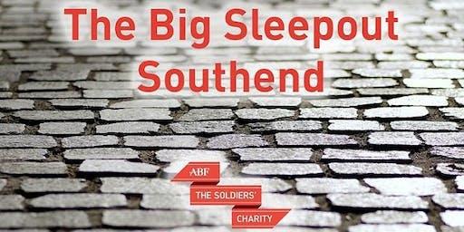 The Big Sleep Out Southend