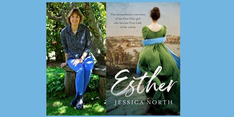 Literary Lunch with Jessica North tickets
