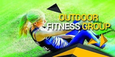 Outdoor Exercise Class