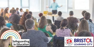 2 DAY Bristol Partner Safeguarding in Schools Training 15th and 16th August