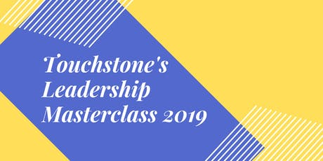 Touchstone's Leadership Masterclass: Susie Green tickets