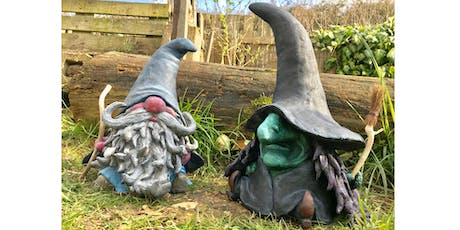 Wizards and Witches!- Full day Pal Tiya Sculpture Workshop  tickets
