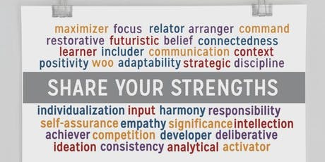 Your Strengths Training with Adheesh & Santoshi  tickets