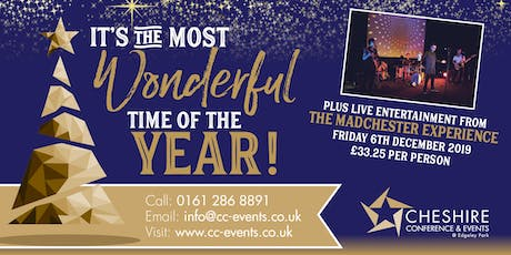 Festive Entertainment Night - The Madchester Experience tickets