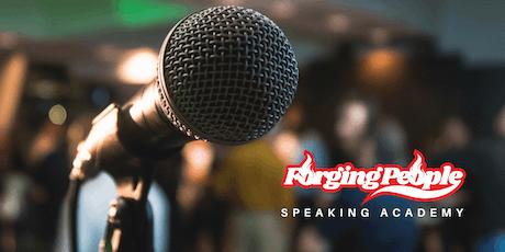 Forging People Speaking Academy (Bristol) - June 2019 tickets