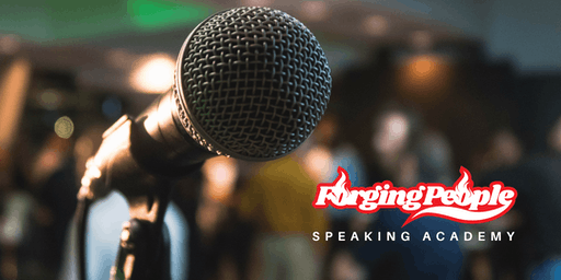 Forging People Speaking Academy (Bristol) - June 2019