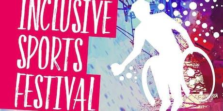 Inclusive Sports Festival tickets
