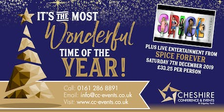 Festive Entertainment Night - Spice Forever tickets
