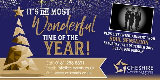 Festive Entertainment Night - Soul Sensation