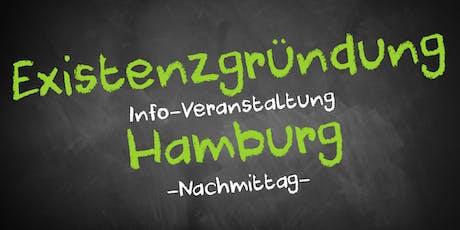 Existenzgründung Informationsveranstaltung Hamburg - Nachmittag Tickets