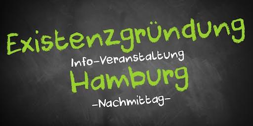 Existenzgründung Informationsveranstaltung Hamburg - Nachmittag