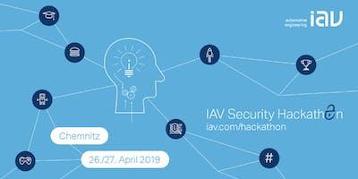 IAV Security Hackathon Chemnitz