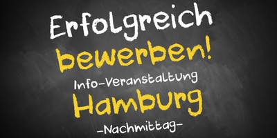 Bewerbungscoaching Infoveranstaltung Hamburg - Nachmittag