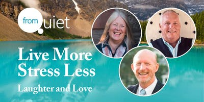 Live More Stress Less Laughter and Love with Andy Winter