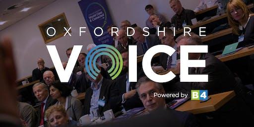 November Oxfordshire Voice Forum