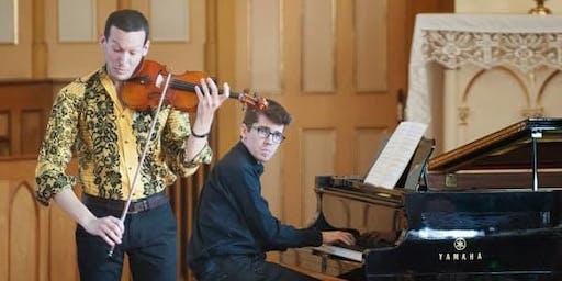 Le Duo Gabriel Pierné vous présente : Les grandes sonates françaises