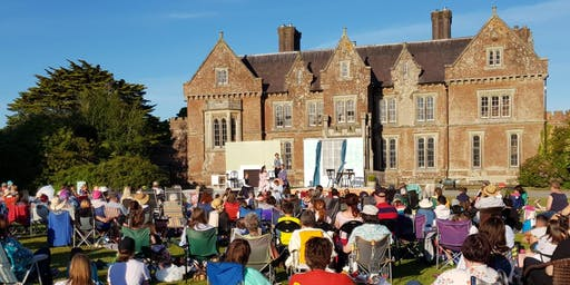 Open Air Theatre: Wuthering Heights