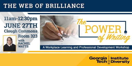 "Web of Brilliance ""Power of Writing"" Workshop"