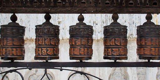 Tibetan Meditation at The Buddhist Society