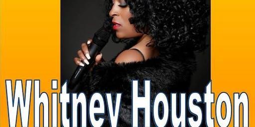 Levena Johnson as Whitney Houston ~ 29th June
