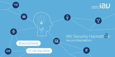 IAV Security Hackathon Braunschweig