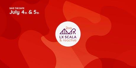 LX Scala & Reactive 2019 tickets