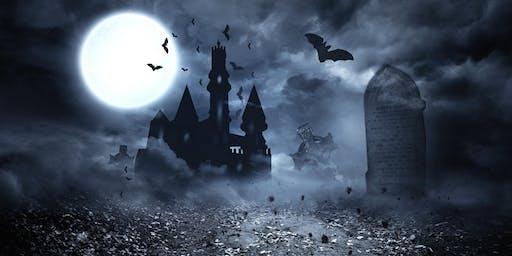 Halloween Photography Workshop - Vampire Night - Graveyard Shift