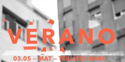 Verano live al Mat Laboratorio Urbano - Terlizzi
