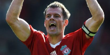 An evening with Liverpool Legend 'Jamie Carragher' tickets