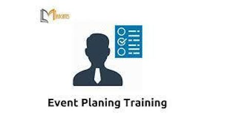 Event Planning Training in Melbourne on 28-Jun 2019 tickets
