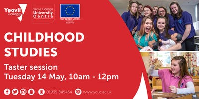 Childcare Studies, Degree-Level Qualification: Taster Session (May)