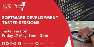 Software Development, Degree-Level Qualification: Taster Session (May)