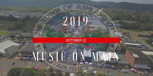 Town of Ashland City TN Music on Main 2019