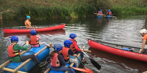 CLAPA Residential Weekend for 8-15 year olds (Northamptonshire)