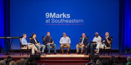 9Marks at Southeastern Conference: Prayer tickets