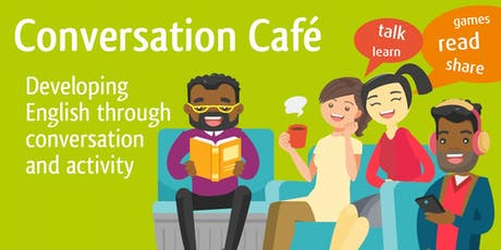 Conversation Cafe (Accrington) tickets