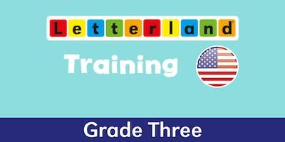 Grade 3 Letterland Training- Winston-Salem, NC
