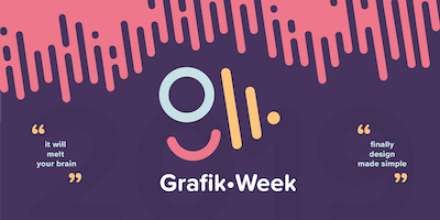 Grafik Week 2019