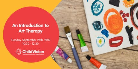 An Introduction to Art Therapy for Parents & Professionals tickets