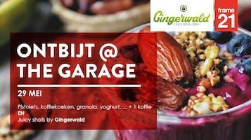 Ontbijt met Healthy Shots by Gingerwald