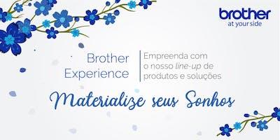 Brother Experience: Empreenda com o nosso line-up