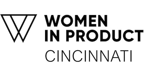 Women In Product Cincinnati: Save the Date!  Fireside Chat with Stacey Browning of Paycor tickets