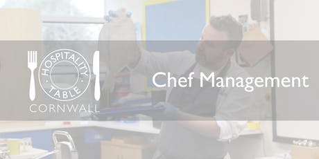 Chef Management (Afternoon Session) tickets