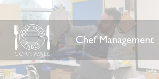 Chef Management (Afternoon Session)