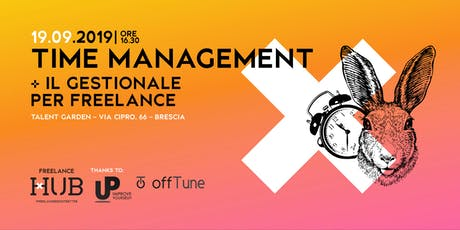 Freelance Lab | Time Management + Il Gestionale per Freelance tickets