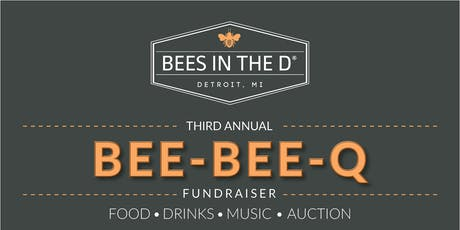 Bees in the D Third Annual Bee-Bee-Q tickets