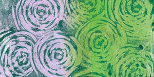 Gelli Printing Introduction With Janina Maher SUNDAY...